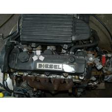 Двигатель OPEL 1.5  D
