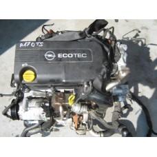 Двигатель Opel Astra 1.7 CDTI